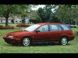 1996 Saturn S-Series SW