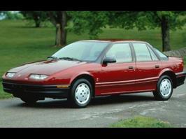 1995 Saturn S-Series SL