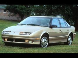 1993 Saturn S-Series SL