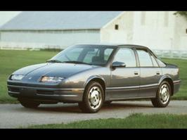 1994 Saturn S-Series SL