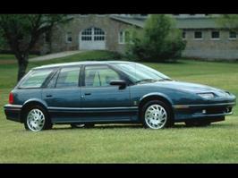 1995 Saturn S-Series SW