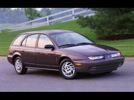 1997 Saturn S-Series SW