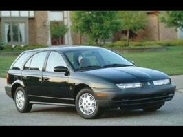 1998 Saturn S-Series SW