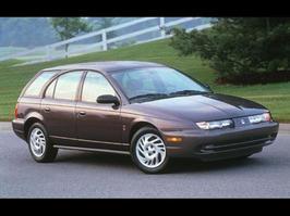 1999 Saturn S-Series SW