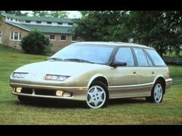 1993 Saturn S-Series SW