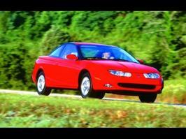 2001 Saturn S-Series SC
