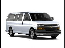 2009 Chevrolet Express 3500