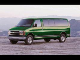 2001 Chevrolet Express 3500