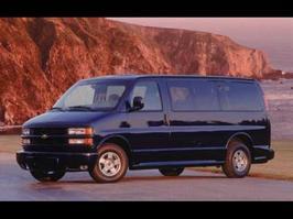 2002 Chevrolet Express 3500
