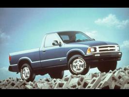 1994 Chevrolet S-10 Base