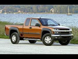 2004 Chevrolet Colorado LS