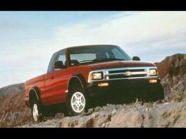 1995 Chevrolet S-10 LS