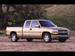 2001 Chevrolet Silverado 1500 LS