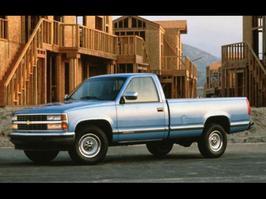 1992 Chevrolet C/K 1500 Base