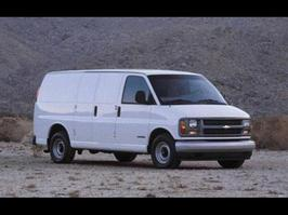 2000 Chevrolet Express 1500