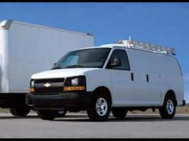 2008 Chevrolet Express 1500