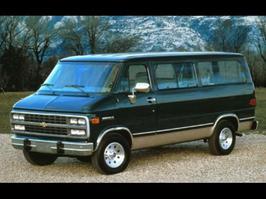 1996 Chevrolet G-Series G30