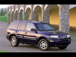 2003 Oldsmobile Bravada Base