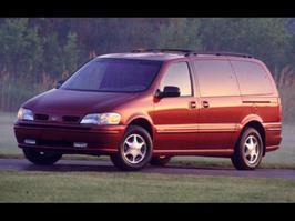 2000 Oldsmobile Silhouette Premiere Edition
