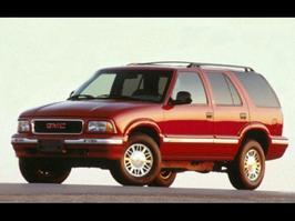 1996 GMC Jimmy SLS