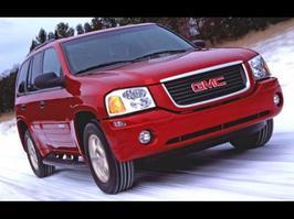 2005 GMC Envoy SLT