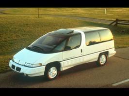 1991 Pontiac Trans Sport SE