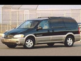 1998 Pontiac Trans Sport Base