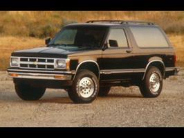 1990 Chevrolet Blazer S-10