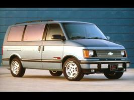 1992 Chevrolet Astro