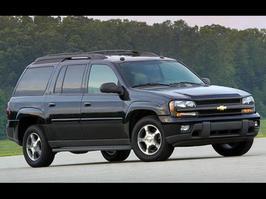 2007 Chevrolet TrailBlazer LS