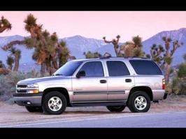 2002 Chevrolet Tahoe Z71