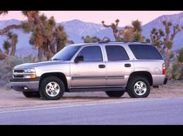 2004 Chevrolet Tahoe Special Service