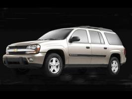 2002 Chevrolet TrailBlazer EXT