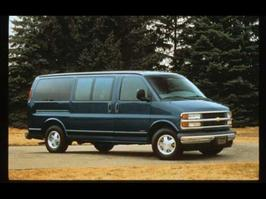 1997 Chevrolet Express 1500