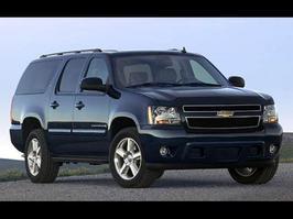 2007 Chevrolet Suburban 1500 LS