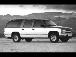 1993 Chevrolet Suburban 1500