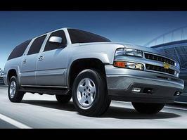 2006 Chevrolet Suburban 1500 LT