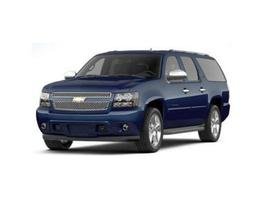 2009 Chevrolet Suburban 1500 LTZ