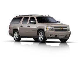2012 Chevrolet Suburban 1500 LTZ