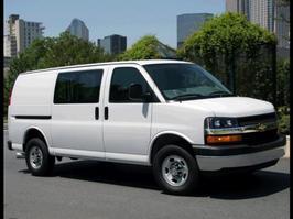 2013 Chevrolet Express 1500