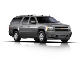2012 Chevrolet Suburban 1500 LT