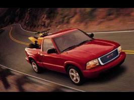 2003 GMC Sonoma SL