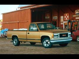 1990 GMC Sierra 1500 Sport