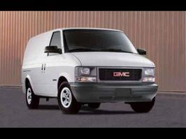 2001 GMC Safari SL