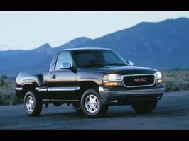 2000 GMC Sierra 1500 SL