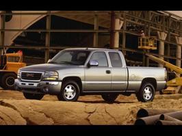 2006 GMC Sierra 1500 SLE