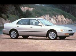 1996 Honda Accord DX