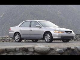 2002 Honda Accord SE