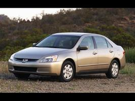 2004 Honda Accord DX