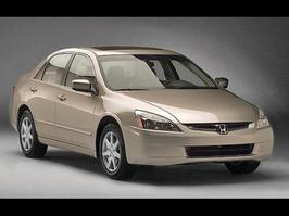 2005 Honda Accord EXL